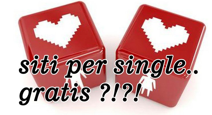 siti incontri per single 90s
