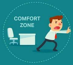 confort zone del single