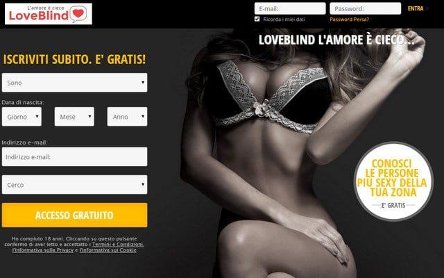 fantasie sessuali meetic gratis 7 giorni
