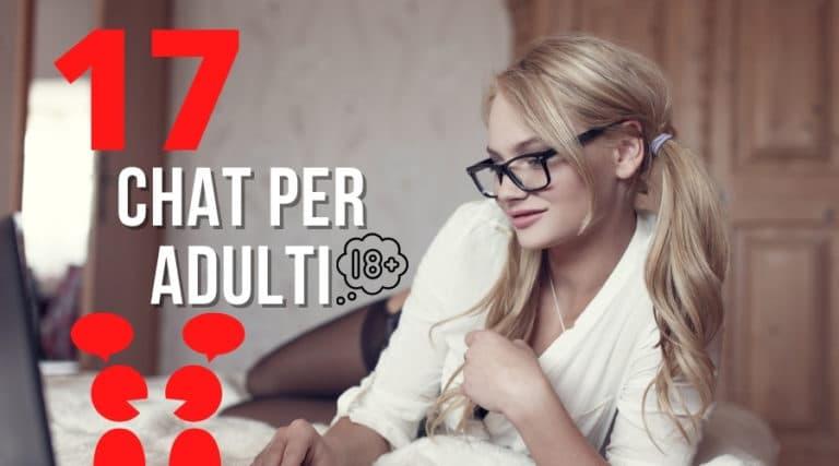 chat per adulti
