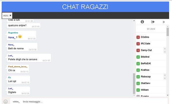 siti orno chat gratis online senza registrazione