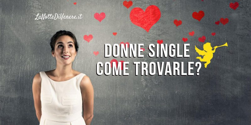 donne-single-come-trovarle