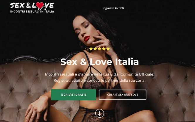 sex and love italia recensione