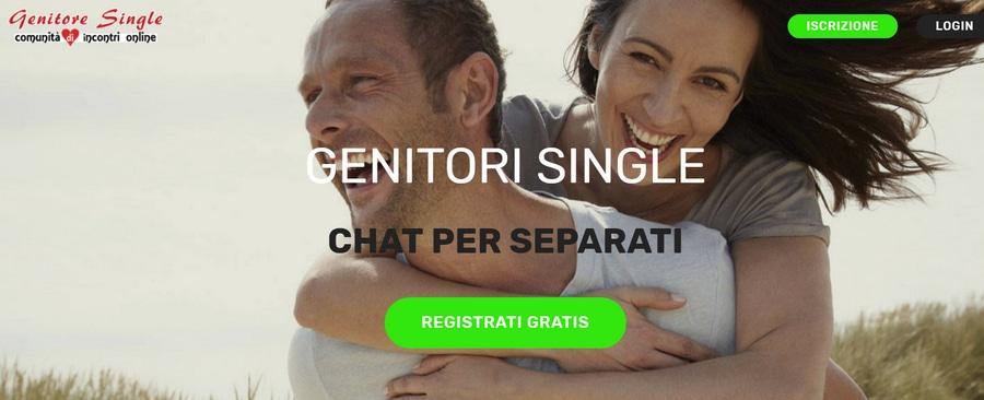 genitori single chat