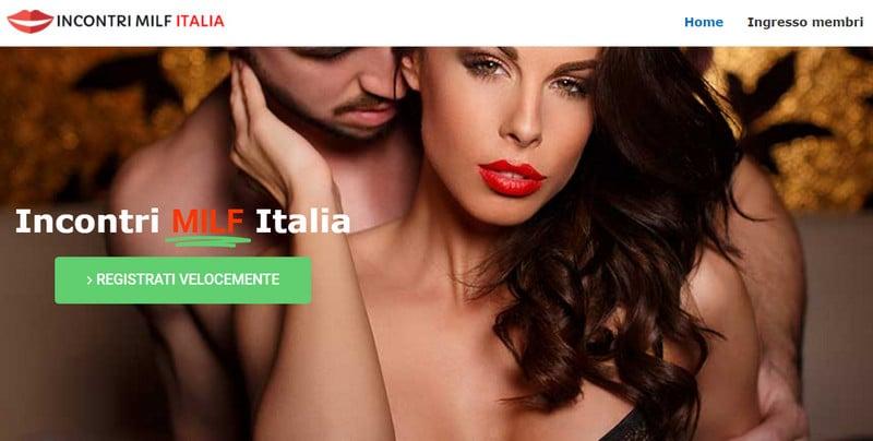 incontri milf italia home page